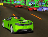 Street Race Cruisin Game